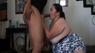 Sexy Asian mature loves getting pounded from behind.