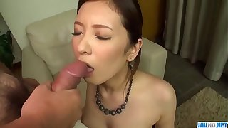 Yui Kasuga premium Asian porn in threesome mode - More at javhd.net