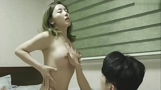 Horny sex scene Old/Young exotic good-looking one