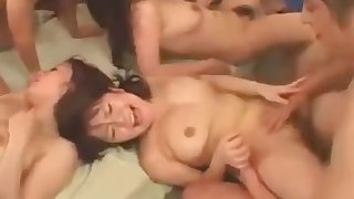 Japanese orgy. Need urge decidedness video name