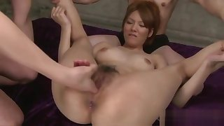JavPERV Asian awesome fingering session
